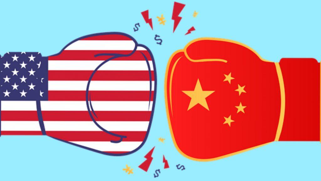 US China confrontation