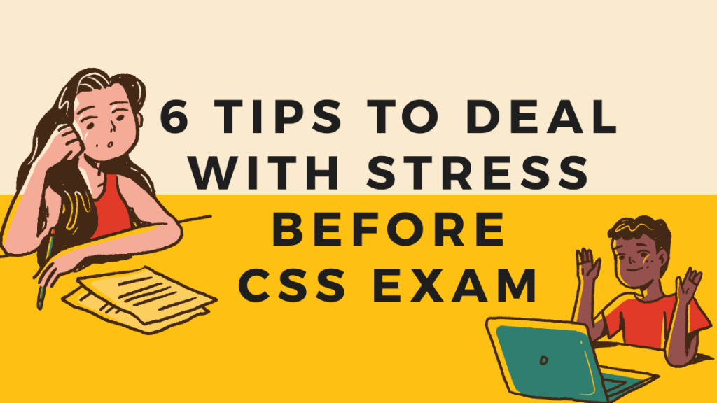 css exam related stress