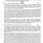 CSS English Precis and composition paper 2021